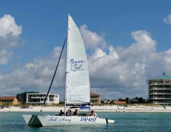 Sail Away Charter Destin FL